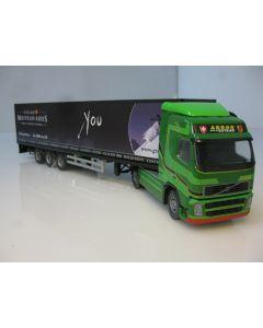 Volvo&Kofferauflieger Addor
