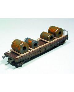 Blechcoils, 125 mm
