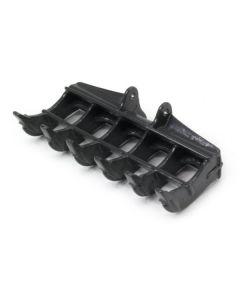 BMC Land Rake, black (25-35 ton)