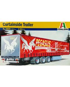 "Baukit - Schmitz Curtainside Trailer ""Pegasus"""