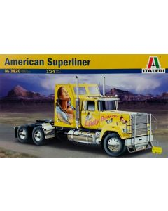 "Baukit - American Superliner ""Lady Butterfly"""