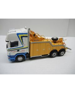 Scania 144L Abschlepp & Bergefahrzeug Joh.v.d.Zand