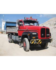 Saurer D290B Hauber 4x4 Setec-HTM, Zumkehr