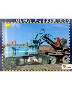 Puzzle - Komatsu PC 8000