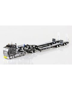 Drake Kenworth K200 with 4x8 Dragline Bucket Trailer