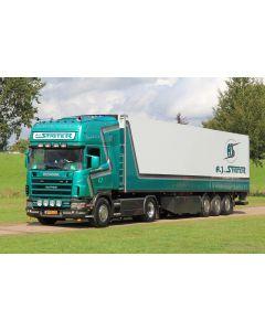 """Scania R4 TL """"A.J. Stigter Transport"""""""