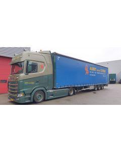 """Scania S HL CS20H """"Albert van de Scheur"""""""