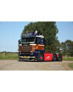 """Scania 143 6x2 """"Allan & Jesper"""""""