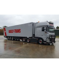 "DAF XF SSC My2017 ""Baelly-Trans"""