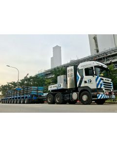 """Scania R6 HL """"Bok Seng"""""""