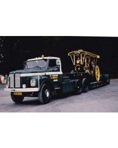 "Scania L110 Torpedo 6X4 ""Bolk Transport"""