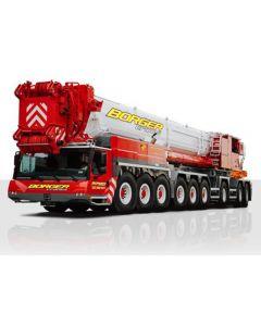 """Liebherr LTM 1750 """"Borger Cranes"""""""