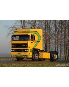 """DAF 3600 SC 4X2 """"Breevaart"""""""