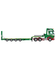 """MB Actros GigaSpace 6x4 """"Cadzow"""""""
