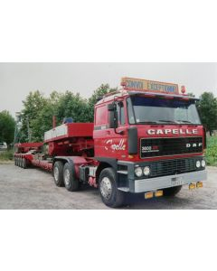 """DAF 3600 6X4 """"Capelle"""""""