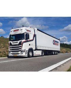 "Scania S HL CS20H ""Corné Timmer Transport"""