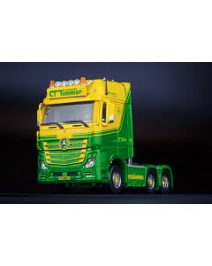 MB Actros Gigaspace CT Timmer