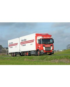 """Scania R HL CR20H """"De Vries Hallum"""""""