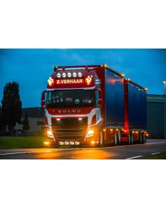 "Volvo FH4 Gl. XL ""E. Verhaar Transport"""