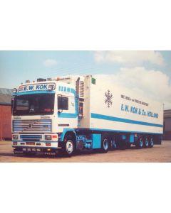 """Volvo FH16 Gl. """"E.W. Kok & Zn."""""""