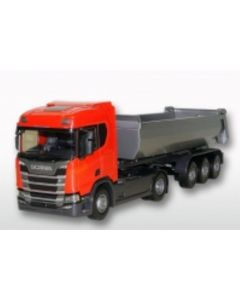 Scania CR Next HL 4x2 3a Kipper, rot / silber (1x)