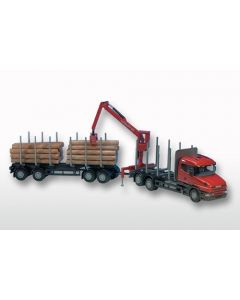 Scania T Timber Truck