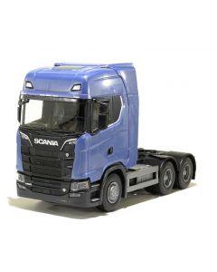 SCANIA CS650 6x4 blau