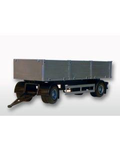 Baustoff Anhänger