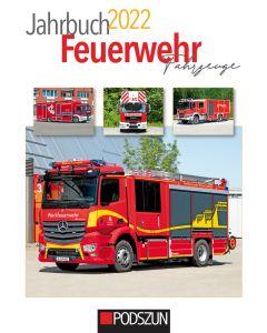 Jahrbuch  2022 Feuerwehrfahrzeuge