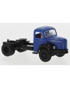 Berliet TLR 8 SZM, blau/schwarz, 1950