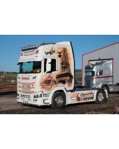 "Scania R HL CR20H ""Giberttrans Legend of History"""