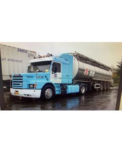 "Scania 143H Torpedo Streamline ""H&S Group"""