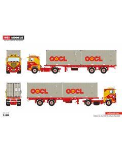 "Scania 141 ""Henk Vlot Transport"""