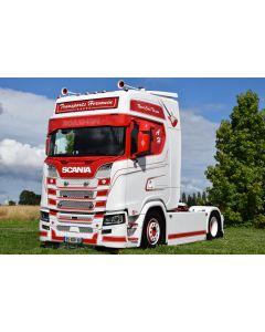 "Scania S HL CS20H 4x2 ""Hervouin"""