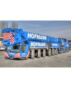 "Liebherr LTM 1750 ""Hofmann"""