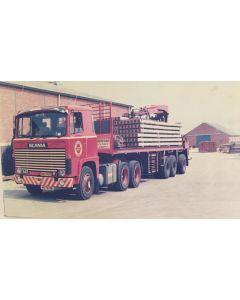 """Scania 141 """"Holtrop Assen"""""""