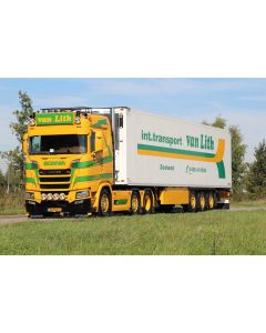 "Scania S Normal CS20N ""Int. Transport van Lith"""