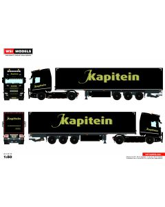 "Scania R HL CR20H ""J. Kapitein Transport"""
