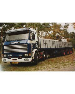 """Scania 143M Streamline """"J. van Klooster"""""""