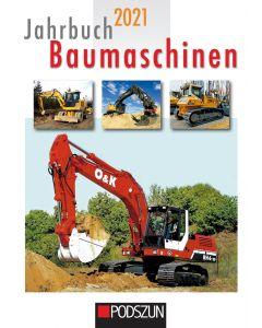 Jahrbuch Baumaschinen 2021