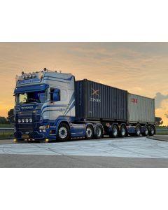 "Scania Streamline TL ""Jeffrey V/D Schans"""