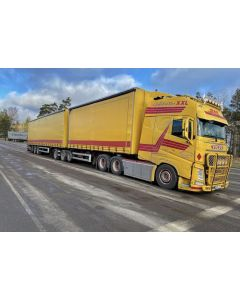 """Volvo FH4 Gl. XXL """"Jimmie Karlsson"""""""