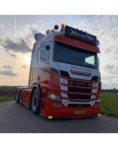 """Scania R Normal CR20N """"Johan van Welie Transport"""""""