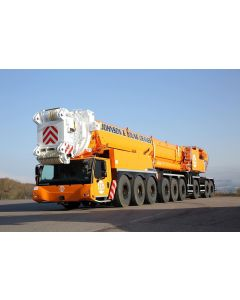 "Liebherr LTM 1750 ""Johnson & Young Cranes"""