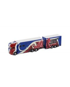 """Scania R5 TL """"Jonker & Schut"""""""