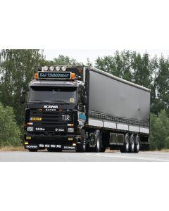 "Scania 143 Streamline 6x2 ""Kaj Timmerman"""