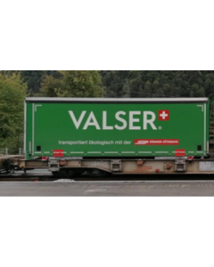 Wechselpritsche Valser RhB WB C745 CS