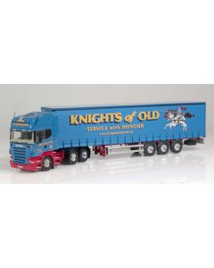 Scania Knights of old