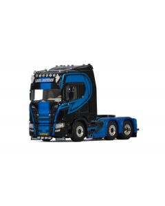 "Scania R HL CR20H ""Lars Justesen Transport"""