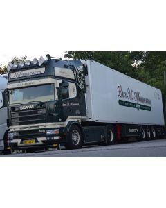 """Scania R4 TL """"Lars Klemmensen"""""""